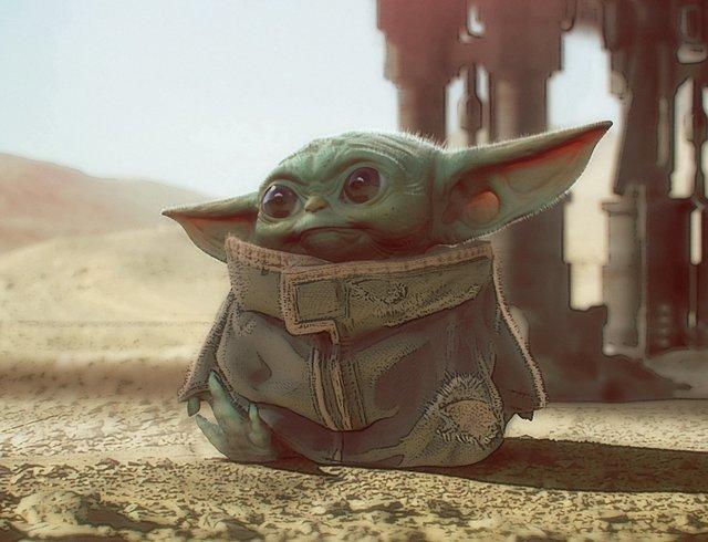 Baby Yoda | Rizal Farok