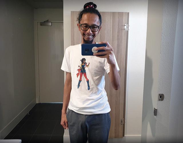 humpday selfie | Rizal Farok