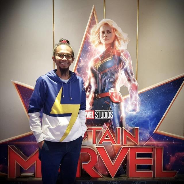 Captain Marvel, second viewing | Rizal Farok