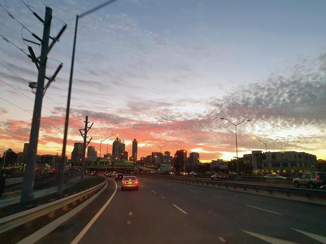 the drive home   Rizal Farok