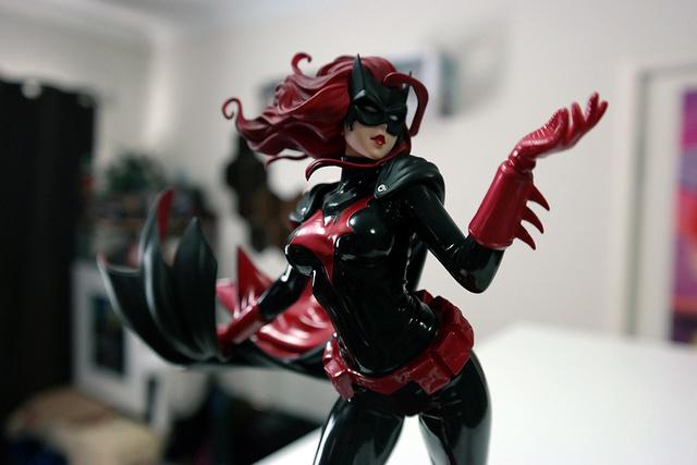 Batwoman Bishoujo | Rizal Farok