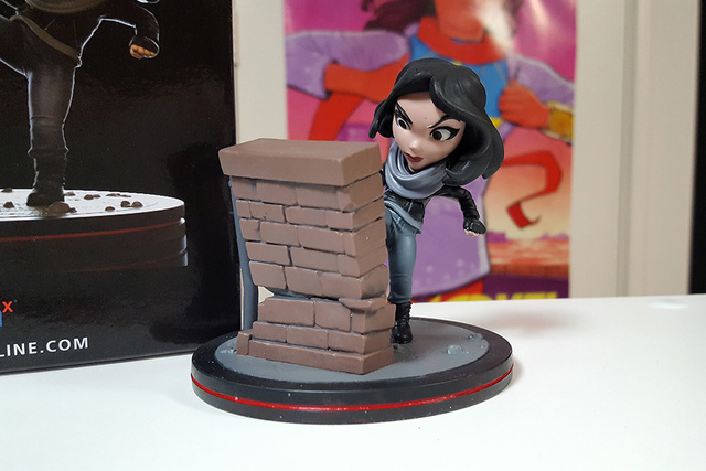 Jessica Jones Q-Fig | Rizal Farok