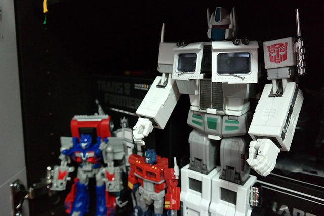 Optimus Prime   Rizal Farok