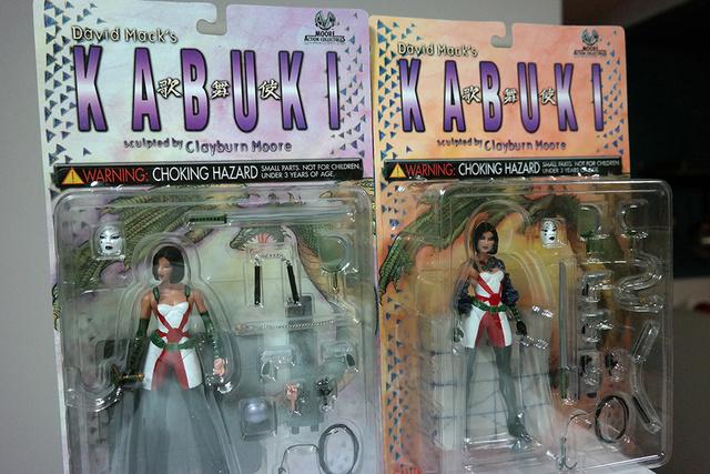 Kabuki by David Mack | Rizal Farok
