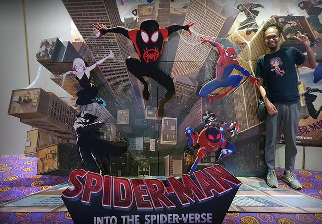 Happy Spider-Verse Anniversary! | Rizal Farok