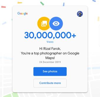 30,000,000 views | Rizal Farok