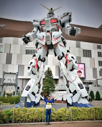 giant Gundam! | Rizal Farok