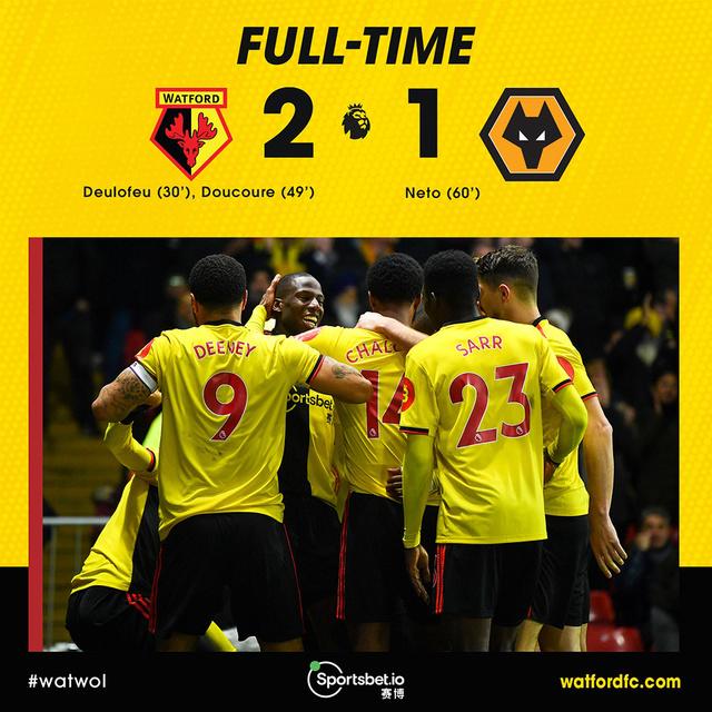 Watford v Wolves | Rizal Farok