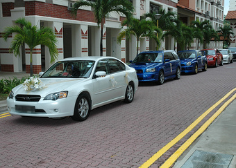 2005 Subaru Wedding | Rizal Farok