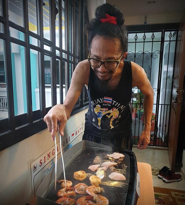 HDB aussie barbie | Rizal Farok