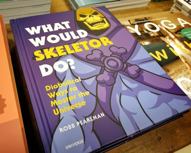 what would Skeletor do? | Rizal Farok