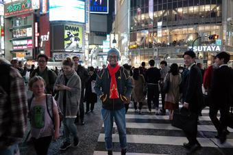 level 40 at Shibuya Crossing | Rizal Farok