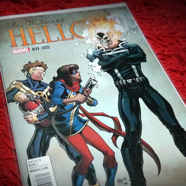 Hellcat Champions variant | Rizal Farok