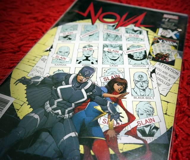 Nova #1 variant | Rizal Farok