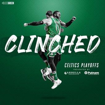 Celtics are playoffs bound | Rizal Farok