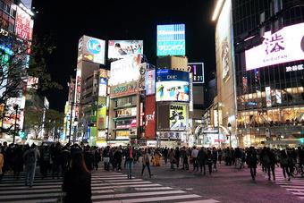 Shibuya Crossing 2017 | Rizal Farok