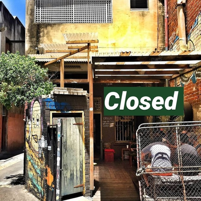 Toastface Grillah shuts its doors | Rizal Farok