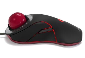 GameBall trackball mouse | Rizal Farok