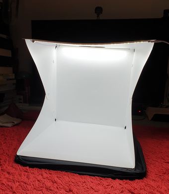 photography light box | Rizal Farok