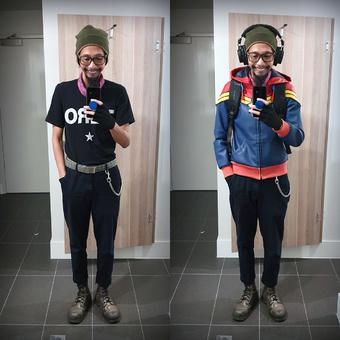 what i wear to work | Rizal Farok