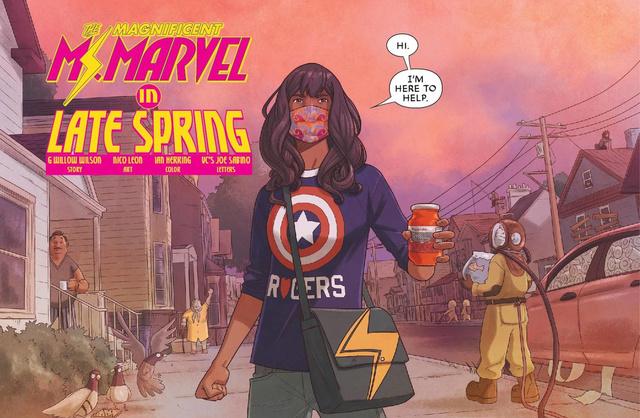 A New Ms Marvel Story | Rizal Farok