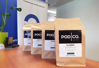 Pod Co Coffee starter pack   Rizal Farok