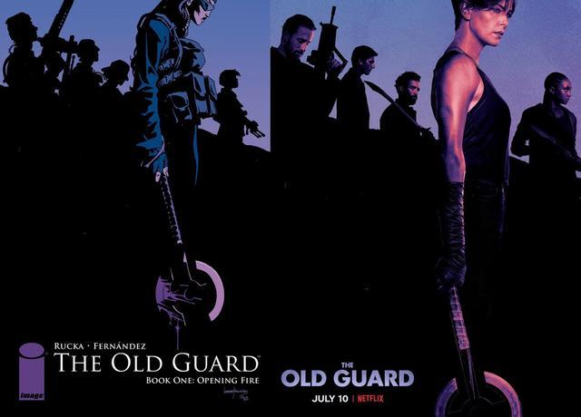 The Old Guard | Rizal Farok