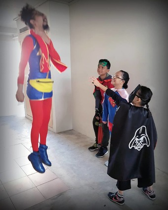 Comic-Con At Home | Rizal Farok