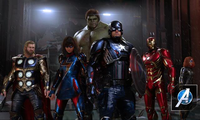 Marvel Avengers game | Rizal Farok