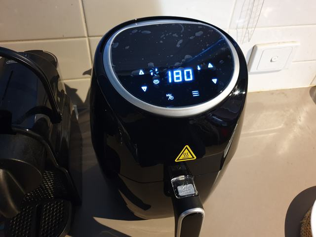 i got an air fryer | Rizal Farok