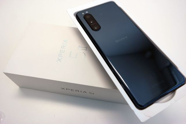 Sony Xperia 5 II | Rizal Farok