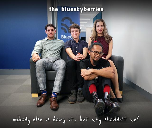 the BlueSkyberries | Rizal Farok