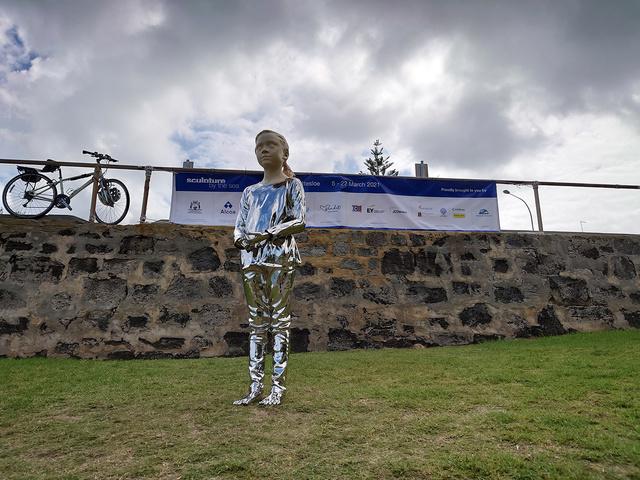 Sculpture by the Sea   Rizal Farok