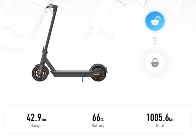 Ninebot Max 1000km | Rizal Farok