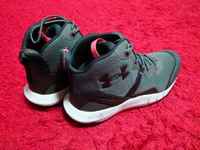 Under Armour Mid Boots | Rizal Farok