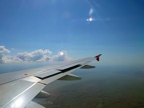 flying to Broome | Rizal Farok