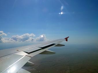 flying to Broome   Rizal Farok