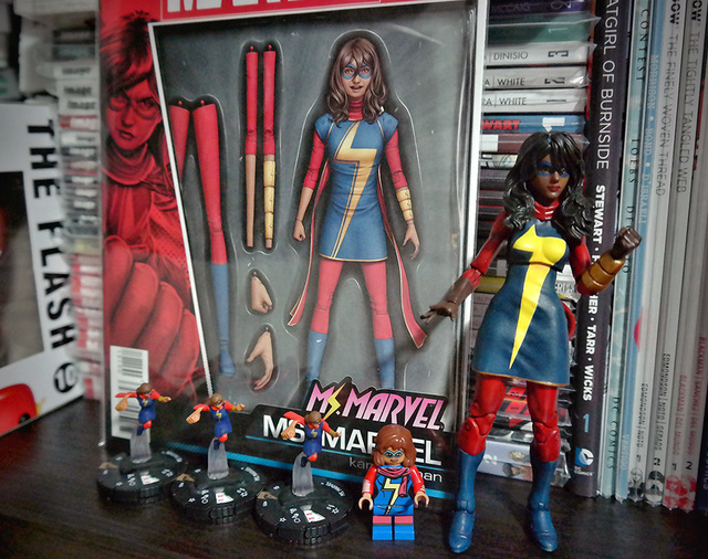 Ms Marvel hump day flashback | Rizal Farok