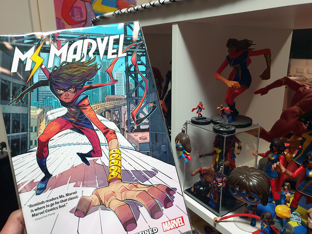 Ms Marvel TPB Vol 11 | Rizal Farok