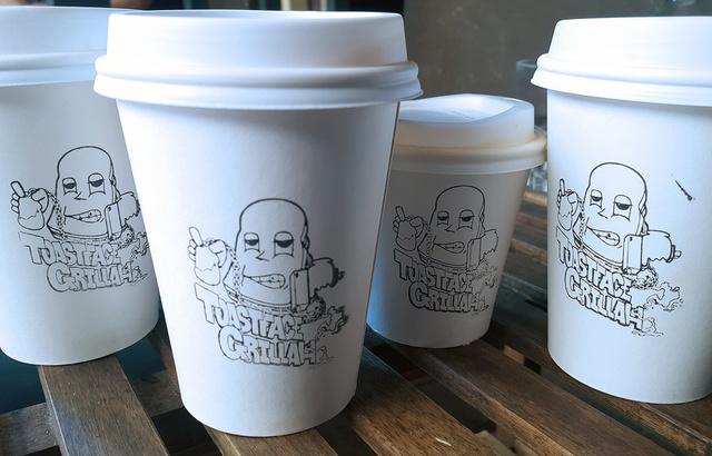 Toastface Grillah coffee | Rizal Farok