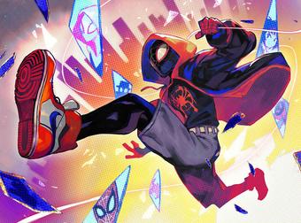Spider-Verse sequel | Rizal Farok