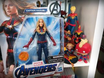 MCU Captain Marvel | Rizal Farok
