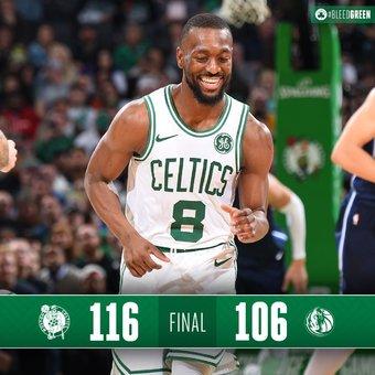 Celtics win | Rizal Farok