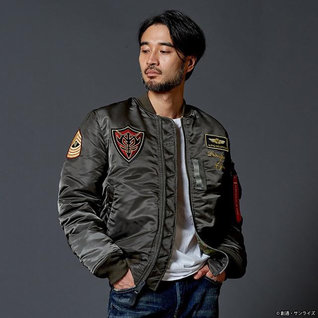 Gundam bomber jackets | Rizal Farok