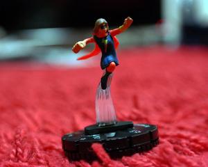 Ms Marvel Kamala Khan Figures