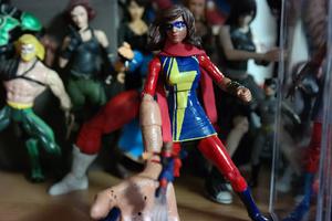 Ms Marvel Kamala Khan customs