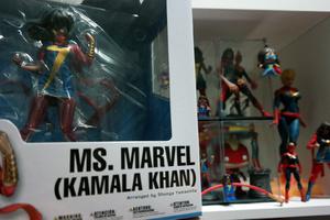 Ms Marvel Kamala Khan Bishoujo