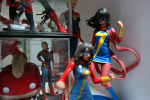 Ms Marvel Kamala Khan Bishoujo