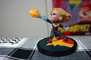 Captain Marvel Q-Fig