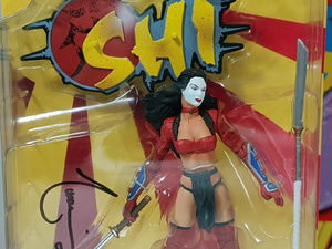 Shi action figure